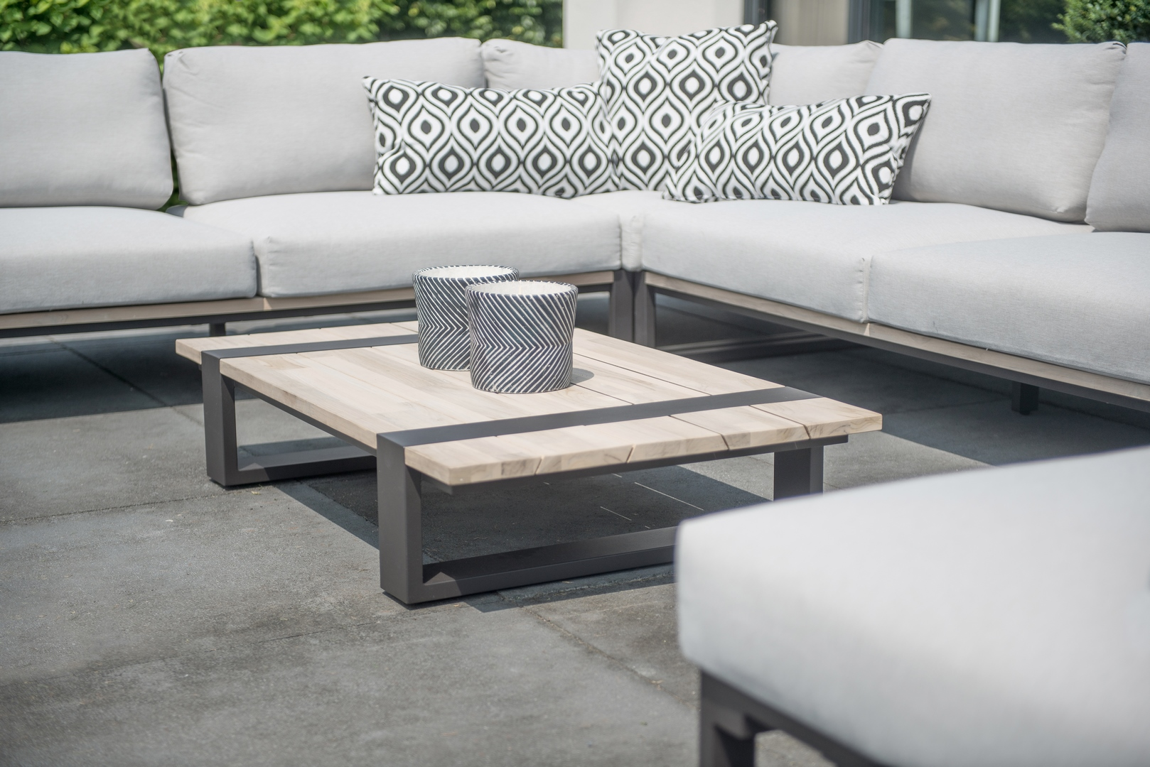 4 Seasons Outdoor Loungetafel Duke