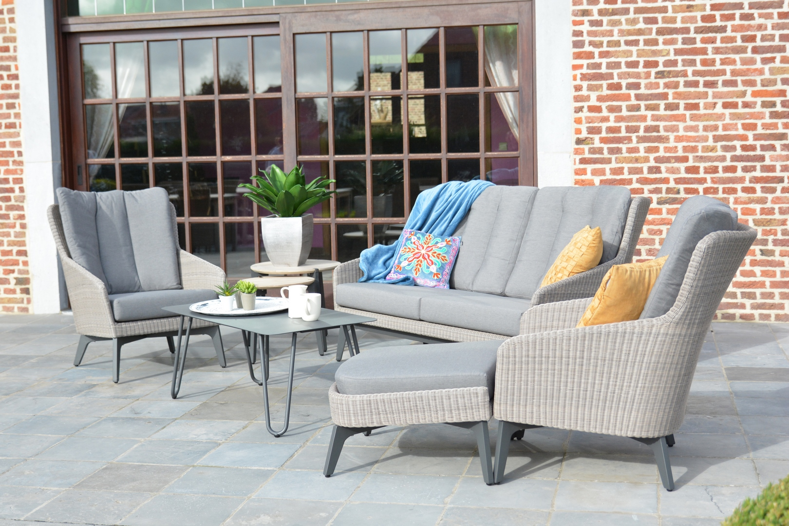 4 Seasons Outdoor Luxorl  Loungeset