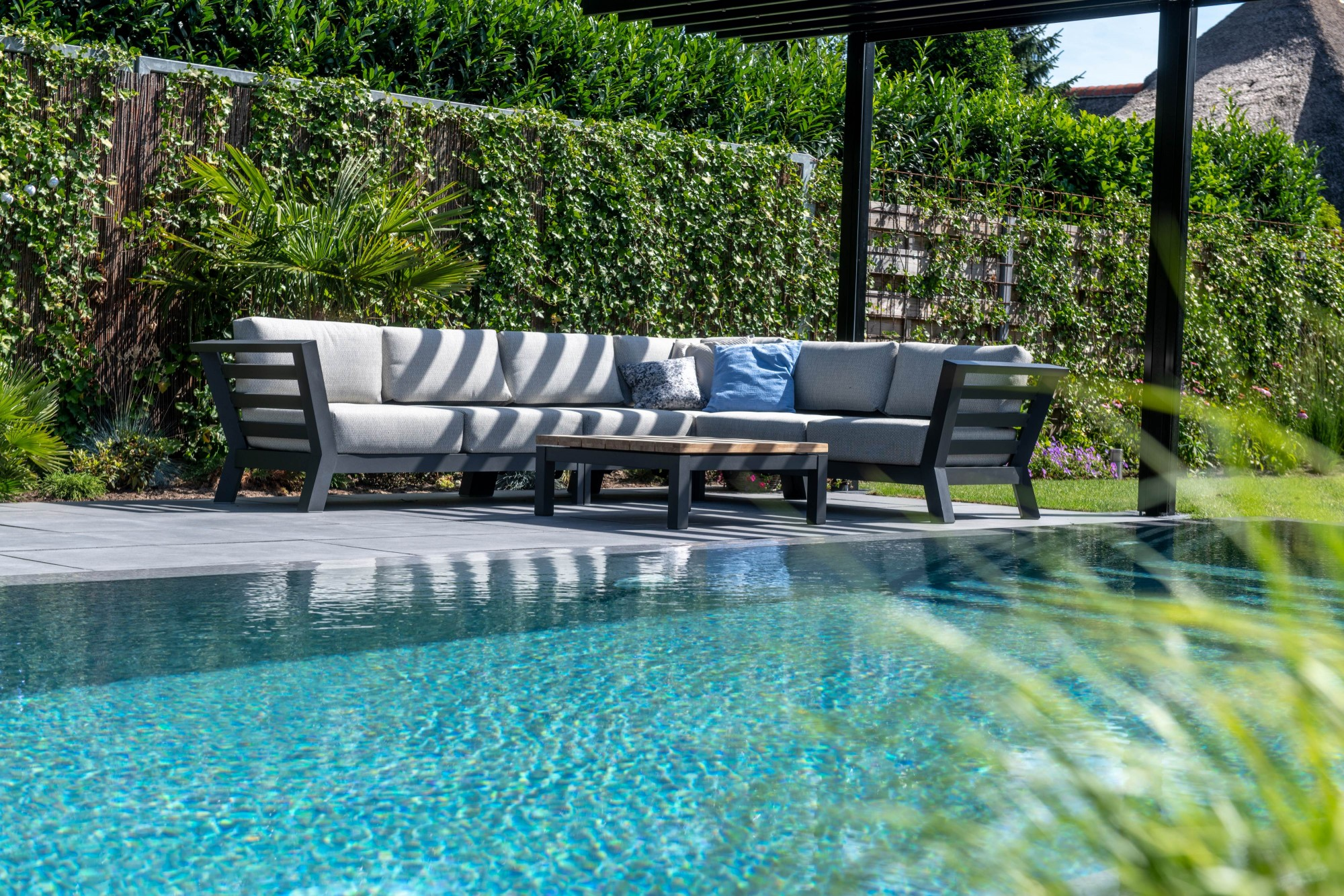 4 Seasons Outdoor Meteoro Loungeset